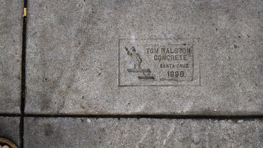 Tom Ralston Concrete - 1998